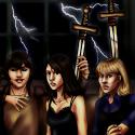 Three of Swords